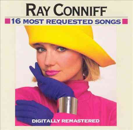 16 MOST REQUESTED SONGS BY CONNIFF,RAY (CD)
